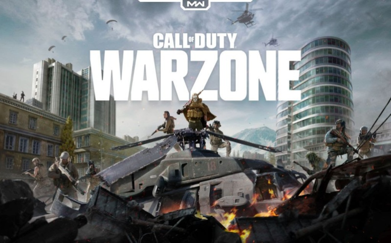Call of Duty: Warzone.
