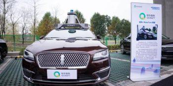 Qcraft raises over $24 million to train autonomous vehicle systems in simulation
