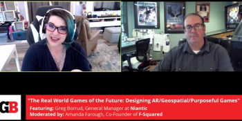Niantic's Greg Borrud: From falling into games to making games for the real world