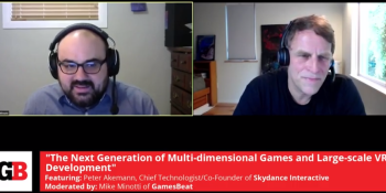 Skydance Interactive's Pete Akemann: We're about to see the 'second generation' of VR gameplay
