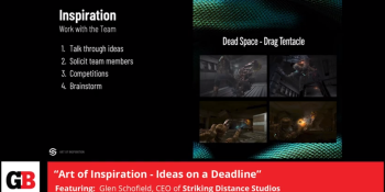 Dead Space ideas came from game-design team's 'horror competition'