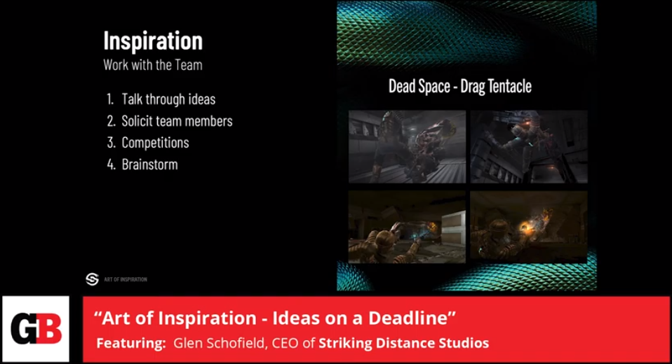 Dead Space ideas came from game-design team's 'horror competition' thumbnail