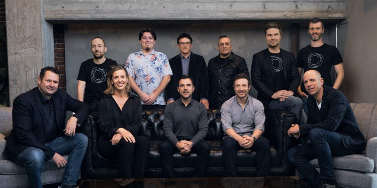 Holoride's new advisory board includes (clockwise from top center) Anthony & Joseph Russo, Nils Wollny, Daniel Profendiner, Thomas Alt, Greg Castle, Todd Makurath, Kathleen Cohen, Dirk Ahlborn, Marcus Kuehne, and Palmer Luckey.