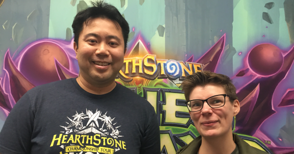Hearthstone: Ashes of Outland interview — The demon hunter workshop