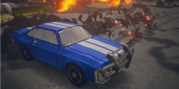 Typical Entertainment's Thunder Rally is pure multiplayer mayhem