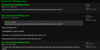 IntSights: The dark web is a wretched hive of coronavirus scams and pandemic cybercrime