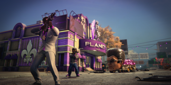 Saints Row: The Third remastered.