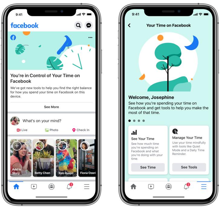 'Quiet Mode' option For facebook