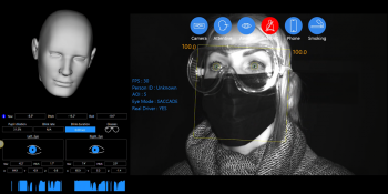 Eyesight Technologies' system can now monitor masked drivers