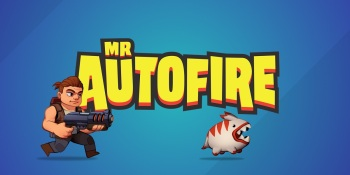 Mr. Autofire is the first game from Lightheart Entertainment