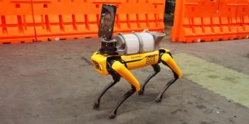 Boston Dynamics open-sources health care robotics toolkit for telemedicine, vitals inspection, and disinfection