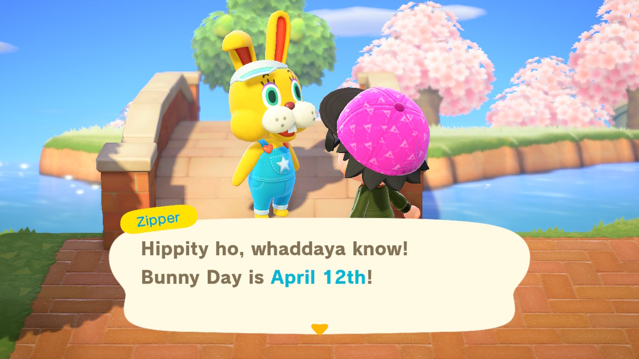 Bunny Day In Animal Crossing New Horizons May Have Some Problems
