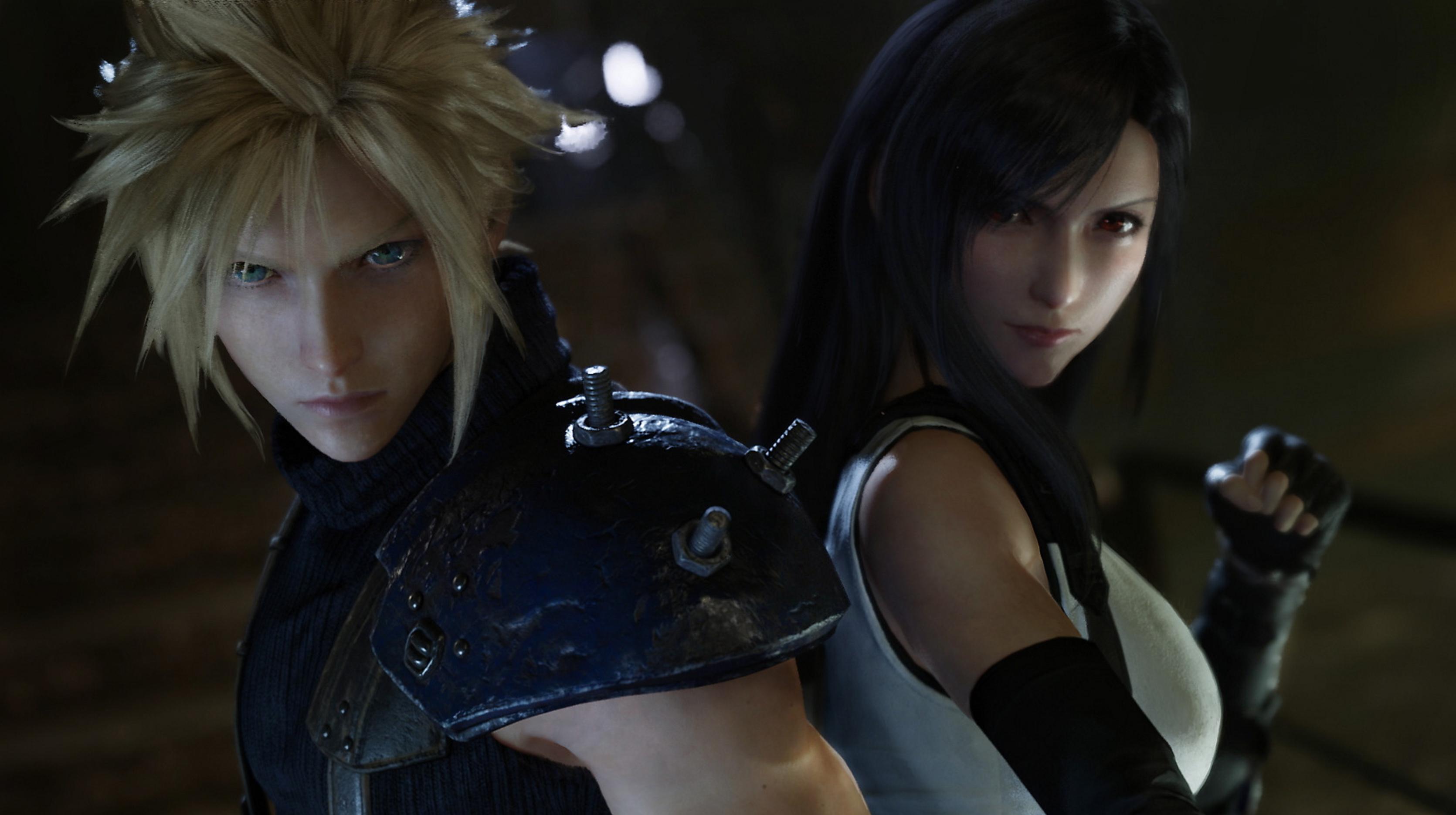 The Retrobeat Final Fantasy Vii Remake Amplifies The Classic S Magic Venturebeat