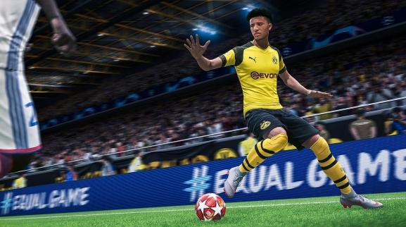 FIFA 20.