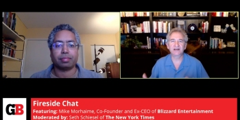 Blizzard cofounder Mike Morhaime: Shared experiences are key to success in gaming