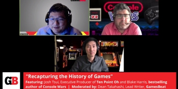 Video gaming history is ready for the spotlight