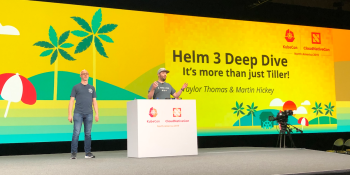 CNCF graduates package manager Helm to bring more stability to Kubernetes development