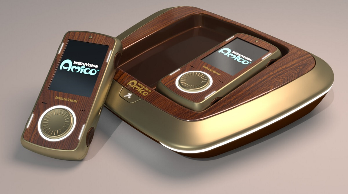 Intellivision takes more than 10,000 VIP edition preorders for Amico console in a few days - VentureBeat