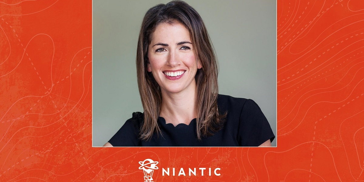 Megan Quinn is the new chief operating officer of Niantic.