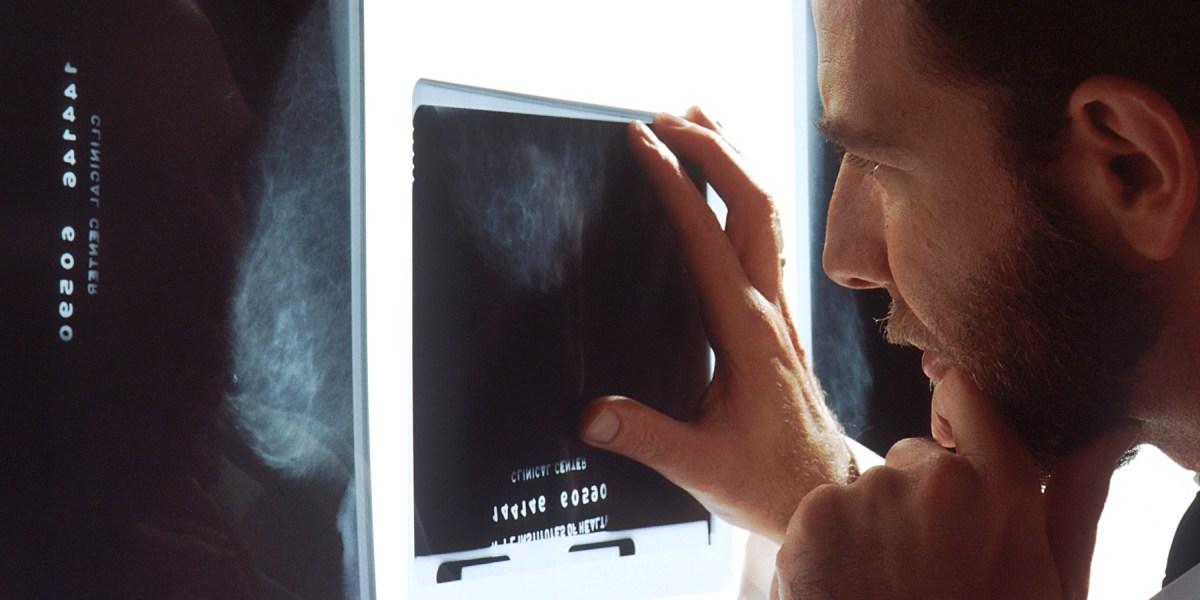 Healthcare organizations use Nvidia's Clara federated learning to improve mammogram analysis AI