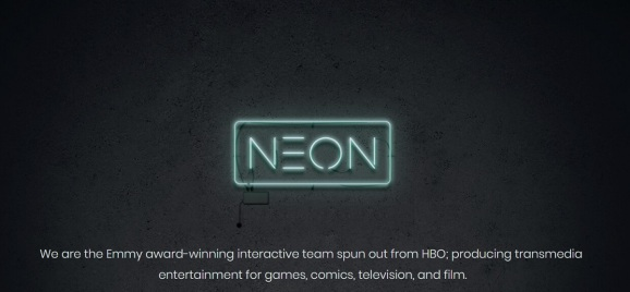 Neon Media has spun out of HBO to do interactive media.