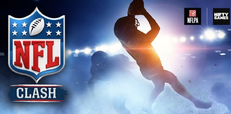Nifty Games has raised $12 million to make sports games like NFL Clash.