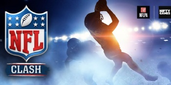 Nifty Games raises $12 million to make mobile sports games starting with NFL Clash