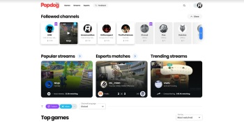 Popdog launches portal for watching game livestreams from Twitch, Mixer, and YouTube