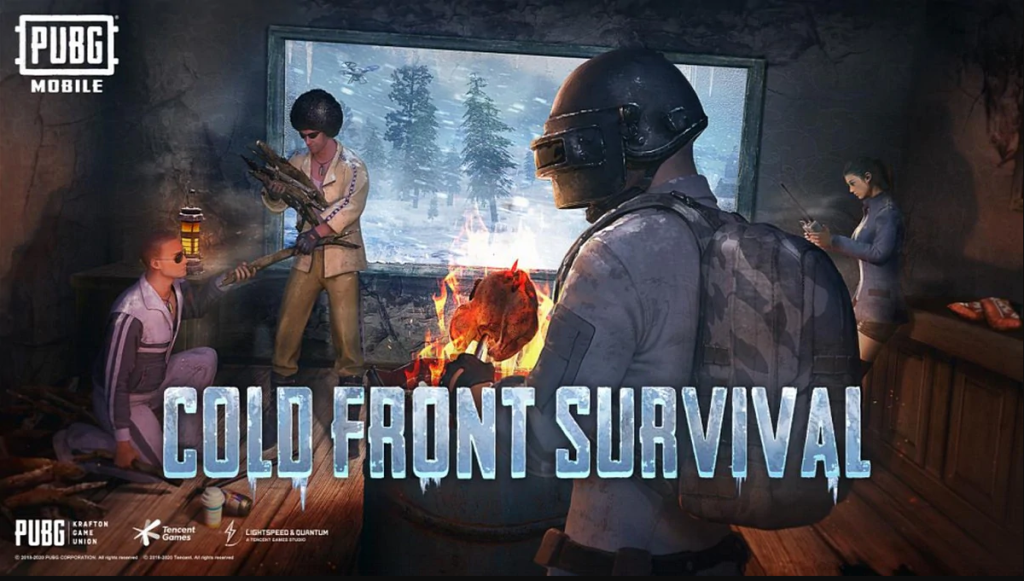 PUBG Mobile gets a chilly new survival mode.