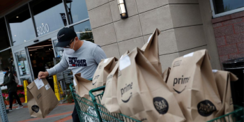 An Amazon courier shares fears from the front lines