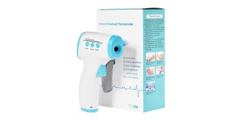 If you're still looking for a digital LED infrared no-contact thermometer, here's one on sale