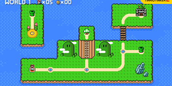 Your Super Mario Maker 2 levels are a lot less cute in World Maker