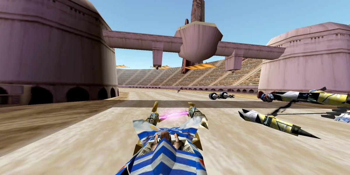 Star Wars Episode l: Racer.