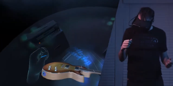 Unplugged: Air Guitar uses Oculus Quest hand-tracking to turn you into a rock star