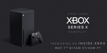 Microsoft will show Xbox Series X games on May 7