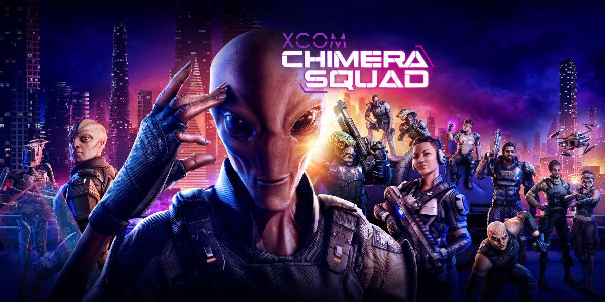 XCOM: Chimera Squad is out April 24.