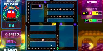 Pac-Man Live Studio enables you to play and create mazes on Twitch