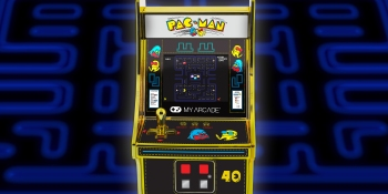 The RetroBeat: I want to celebrate Pac-Man's 40th birthday with this tiny cabinet