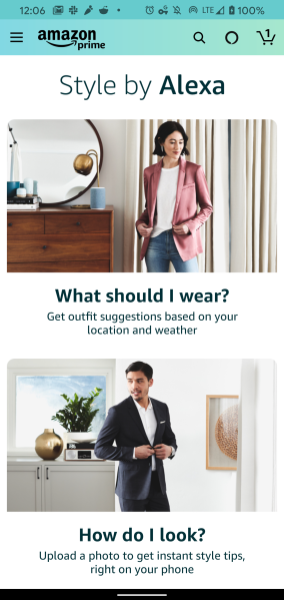 Amazon Style by Alexa