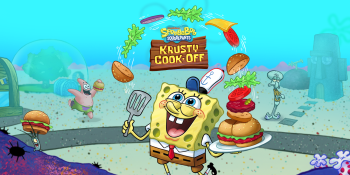 Tilting Point launches SpongeBob: Krusty Cook-Off and rebrands itself as a mobile publisher