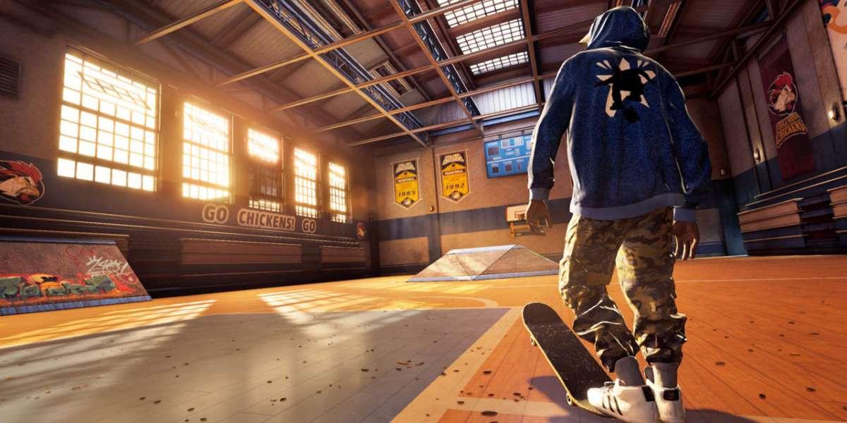Tony Hawk's Pro Skater is back in 4K.