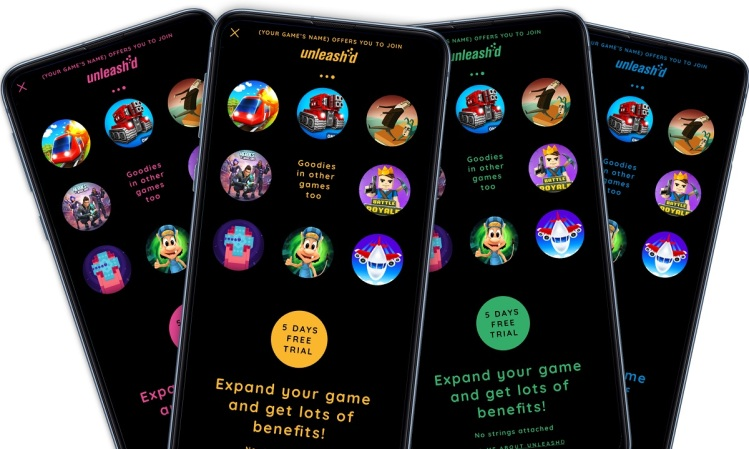 Unleashd is a subscription service for free-to-play games.