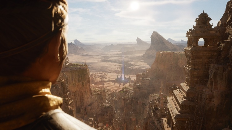 Epic Games is launching the Unreal Engine in 2021.