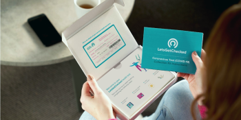 LetsGetChecked raises $71 million for at-home coronavirus test kits