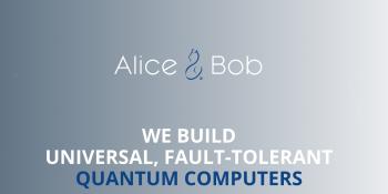 Alice&Bob raises $3.3 million to create the first fault-tolerant quantum computer