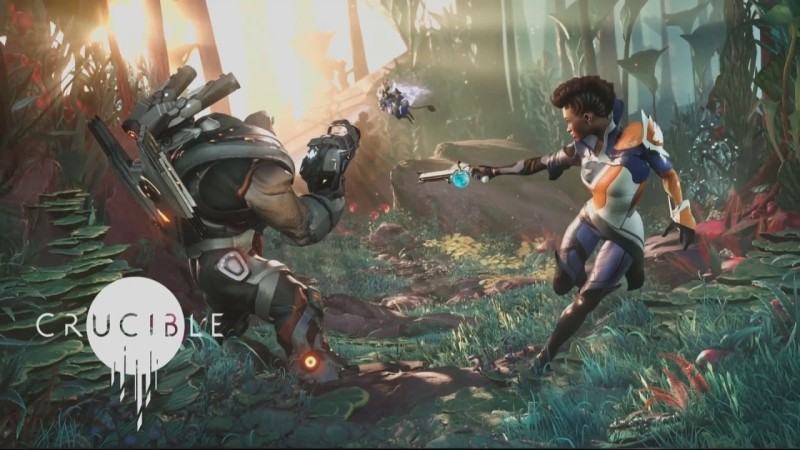Crucible arrives May 20 on PC.