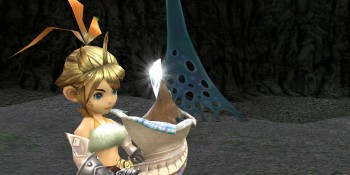 Final Fantasy: Crystal Chronicles.