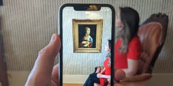 Cuseum debuts Museum From Home AR experience for closed art galleries
