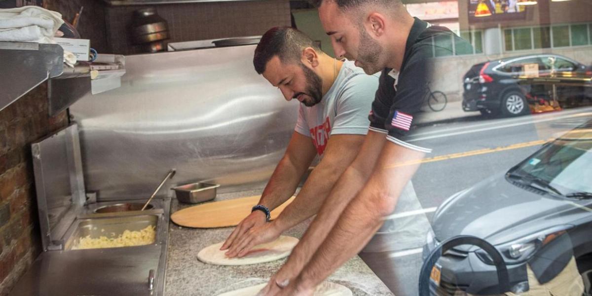 A Slice pizzeria