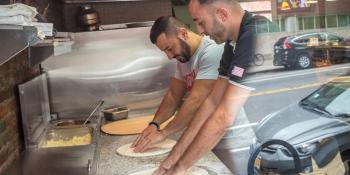 Slice raises $43 million to help pizzerias go online